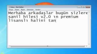 Sanalika.Premium Sanil Hack v2.0
