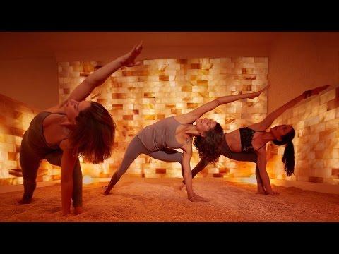 Fitness Trend: Salt Yoga?
