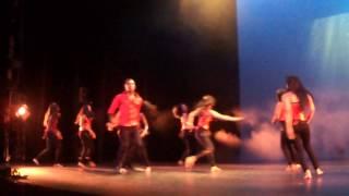 Dhoom 3 - Dhoom Machale - Madan Dance Group - Bollywood Fushion 2014