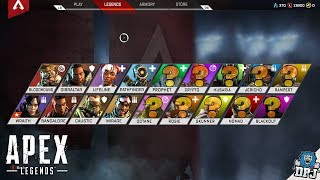 Apex Legends: 10 NEW CHARACTERS / LEGENDS COMING - All Leaked Info So Far