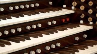 Adagio 5th Symphony Widor - Allen Organ at First Reformed Church, Scotia, NY