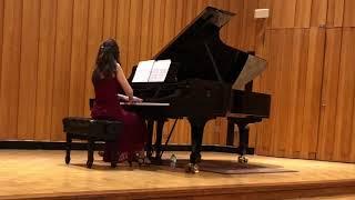 Ferruccio Busoni, Nine Variations on a Chopin Prelude, BV213a