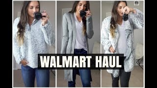 WALMART HAUL | DUPES FOR NORDSTROM, A&E & AMERICAN EAGLE