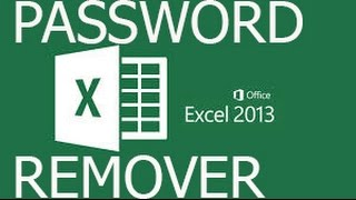 Free Excel Password Remover Without Any Application (Excel 2013 Included)