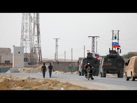 Tropas russas não abalam determinação turca