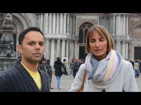 Our Guide in Venice Italy