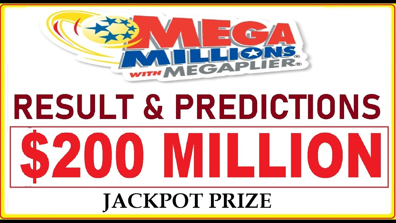 Mega Millions Lottery Results & Prediction $200 Million ...
