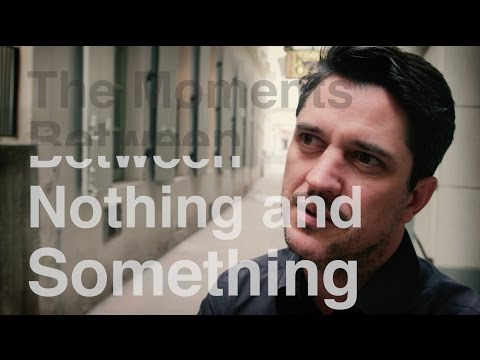 The Moments Between Nothing and Something Promo 1   English Lovers Improvisational Theatre