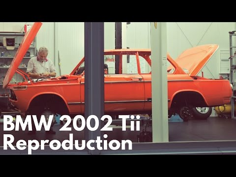 BMW 2002 Tii Reproduction