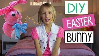 DIY Easter Bunny | Easy Kids Crafts