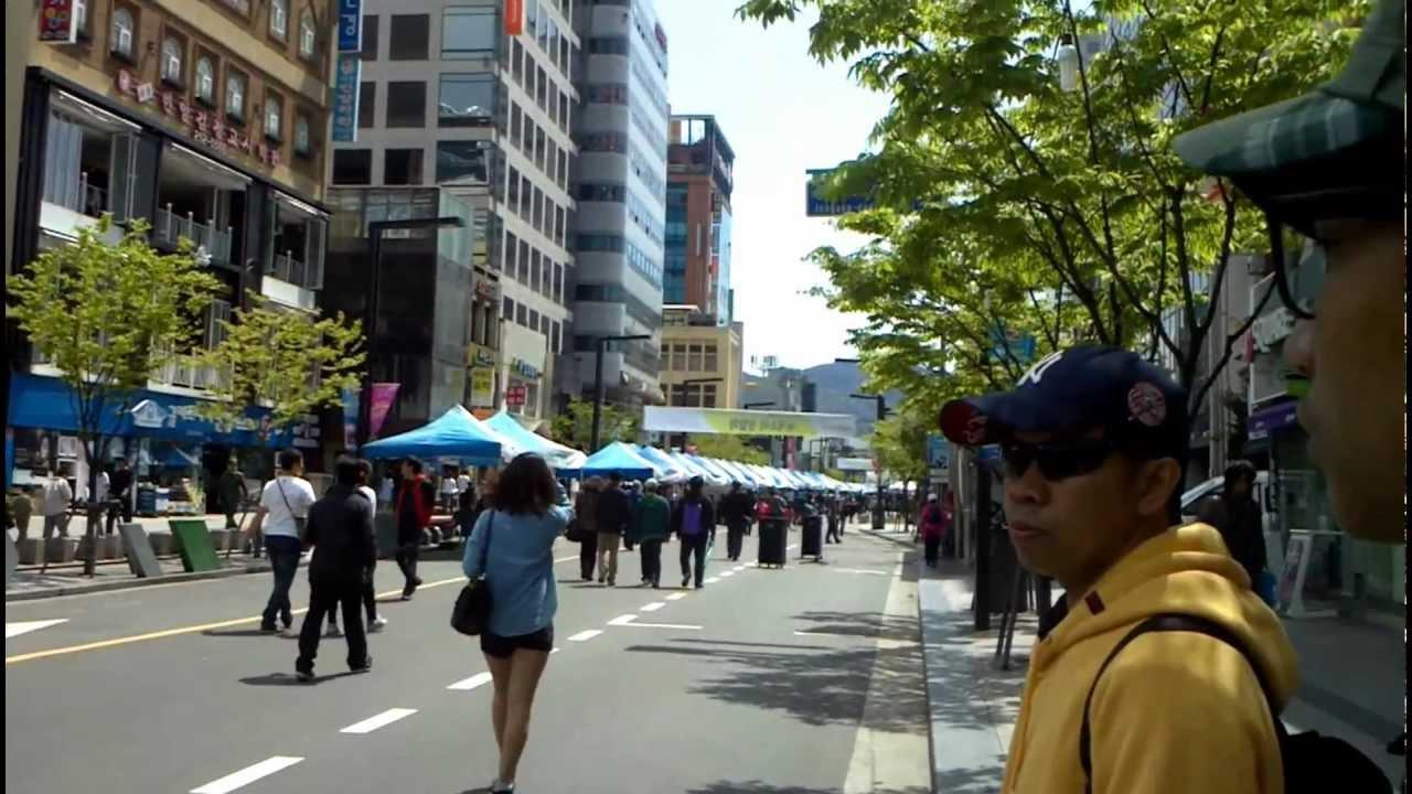DAEGU CITY 3RD LARGEST CITY OF S.KOREA - YouTube