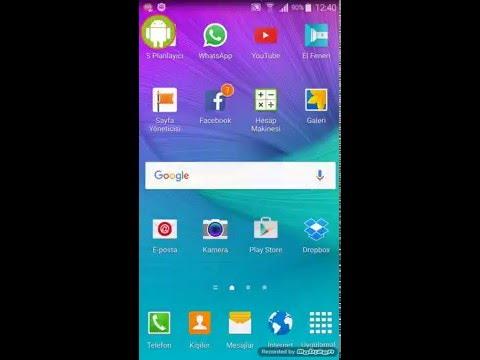 Androidde Kilit Acma Efekti Nasil Degistirilir