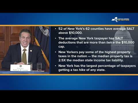 Gov. Cuomo and State Comptroller DiNapoli deliver an update on state revenues after the Division of the Budget observed a decline in Personal Income Tax receipts in December and January.