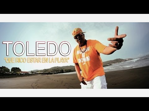Toledo - Que Rico estar en la playa (Video Oficial)