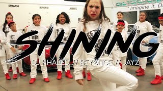 SHINING (Dance Video) // @GetDownDistrict @TexasWest_ Choreography