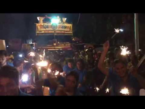 Puneri Dhol Apna Ganesh Utsav Mandal Santacruz Mumbai