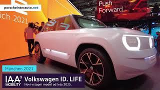 IAA Munich 2021 - Volkswagen ID. LIFE