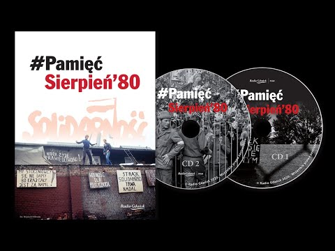 #Pamięć - Sierpień 80 - koncert w Radiu Gdańsk
