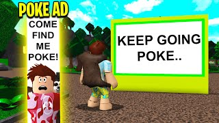 ROBLOX AD Brought Me Here.. Where I'm Taken Will SHOCK YOU!