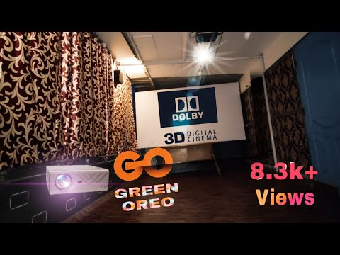 Visitek v3 standard HD 720p projector |under 7k |amazon|full review