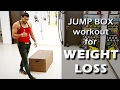 Tabata workout song   Crossfit Box Jump workout to lose weight fast in 1 week