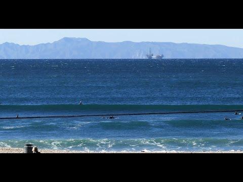 Huntington Beach, CA, Santa Ana Winds, 12/26/2014 - (4K@30) - Part 1