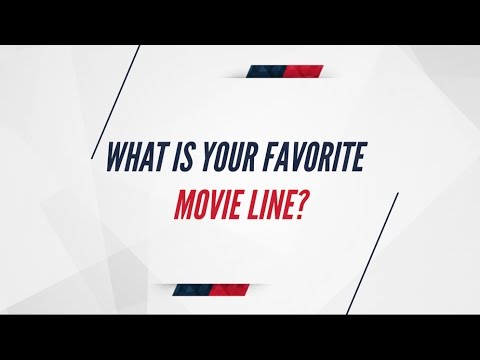 Get To Know: Ole Miss Rifle - Favorite Movie Line or Scene