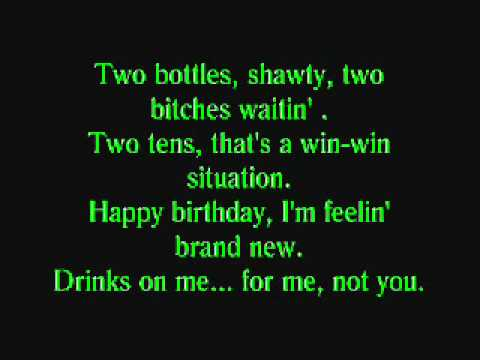Hard White (Up in the Club) Lyrics Yelawolf Feat. Lil Jon