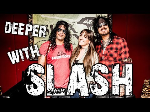 Deeper With Slash and Joe Perry