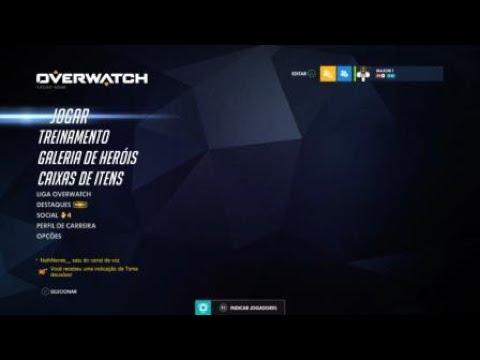 Overwatch: xim apex top 500 gameplay