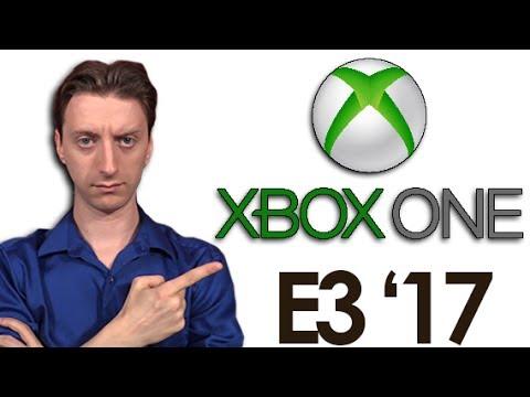 Grading Microsoft's Press Conference E3 2017 - ProJared