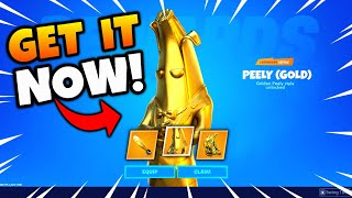 Unlock Gold Peely NOW With This SECRET Trick in Fortnite!