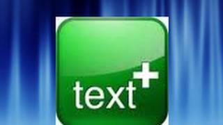 *iPod App Review: textPlus*