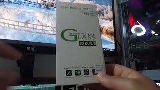 amfilm tempered glass samsung galxy s9 plus ita pellicola vetro