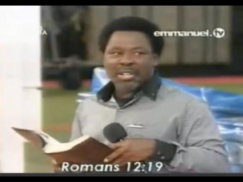 "SCOAN 12/10/14: FULL: ""TB Joshua Speaks & Prophesies ... Emmanuel Tv"
