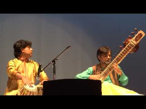 One of the best performance by Partha Bose (Sitar) and Indranil Mallick (Tabla)