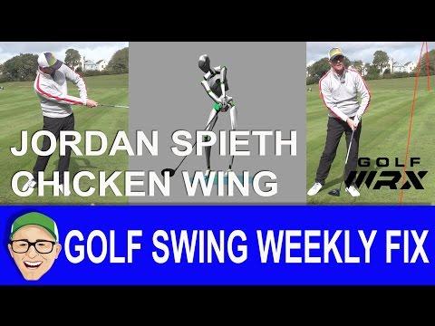 Jordan Spieth Chicken Wing GSWF