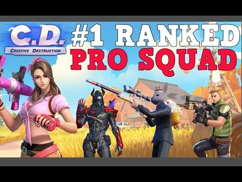 WORLDS BEST SQUAD | Creative Destruction
