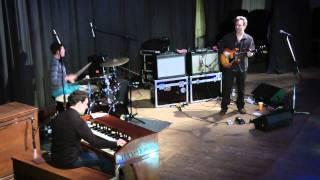 Will Bernard Trio in Kiev. 2