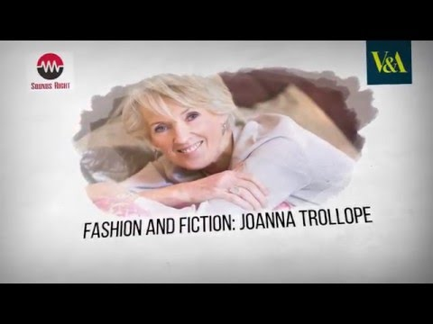 Fashion and Fiction with Joanna Trollope at The Victoria and Albert Museum