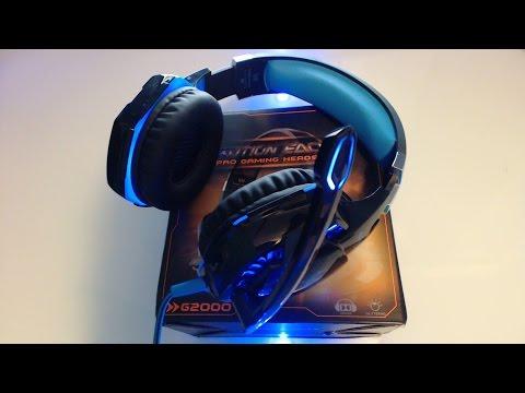 Ya Tengo Audifonos Gamer Sii Unboxing Audifonos Gamer 7 1