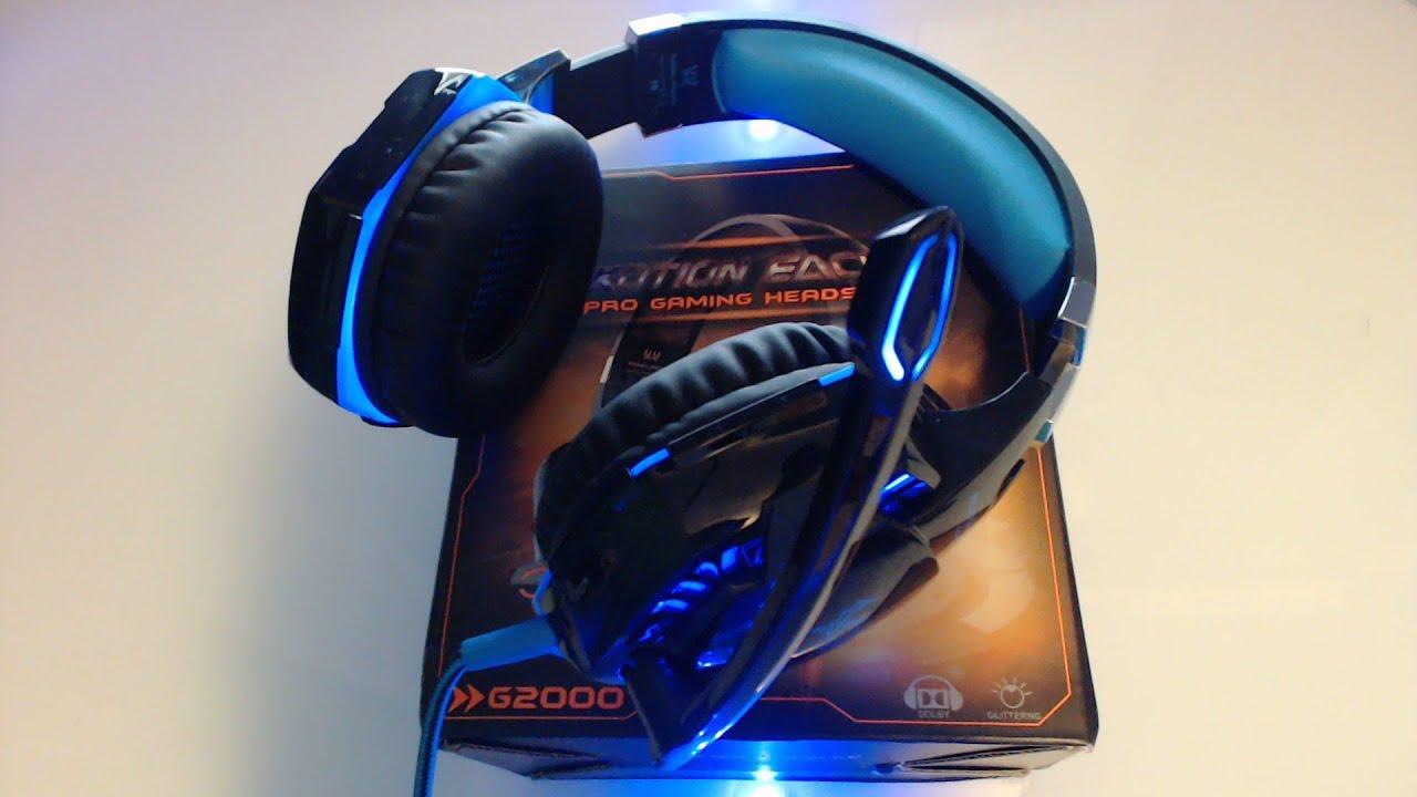 auriculares gaming buenos y baratos