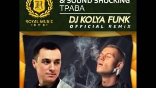 Скачать DJ Boyko Amp Sound Shocking Трава DJ Kolya Funk Official Remix Www Mixupload Com
