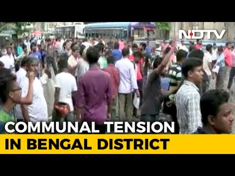 Communal Clashes In Bengal Over Facebook Post, Centre Sends In Troops