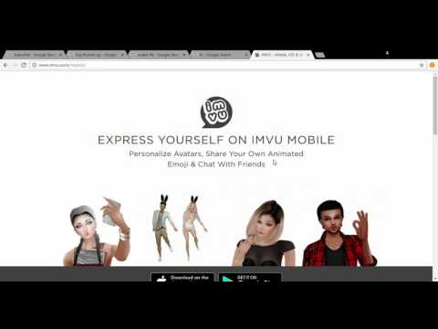 how to play to get imvu on a pc/laptop