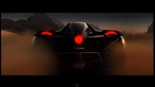 Lamborghini Egoista Official Film