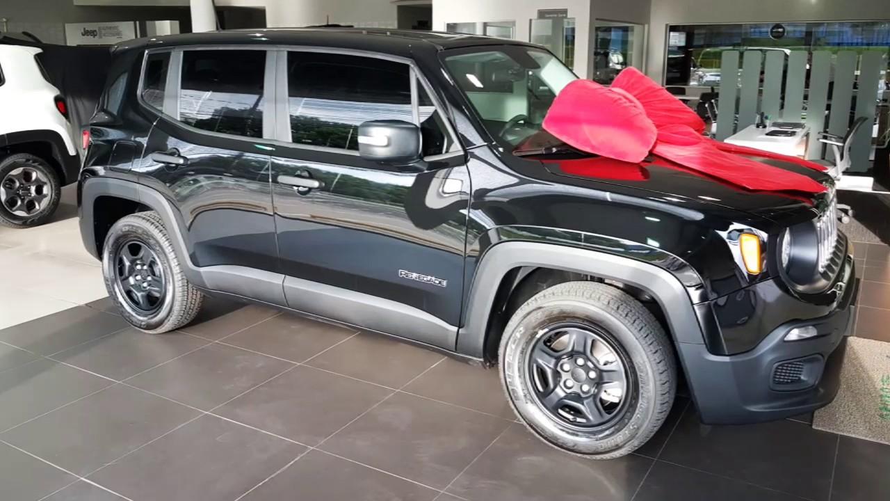 Jeep Renegade exclusivo para pcd - YouTube