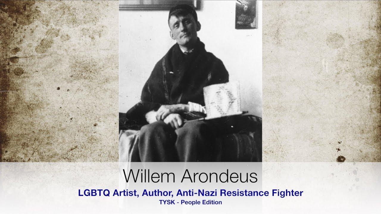 Image result for Willem Arondeus