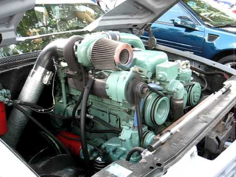 453 Detroit Diesel in a '89 Chevrolet C1500  YouTube