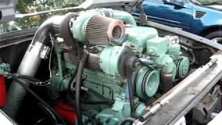 4-53 Detroit Diesel in a